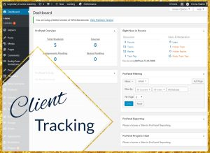 Client Tracking 2